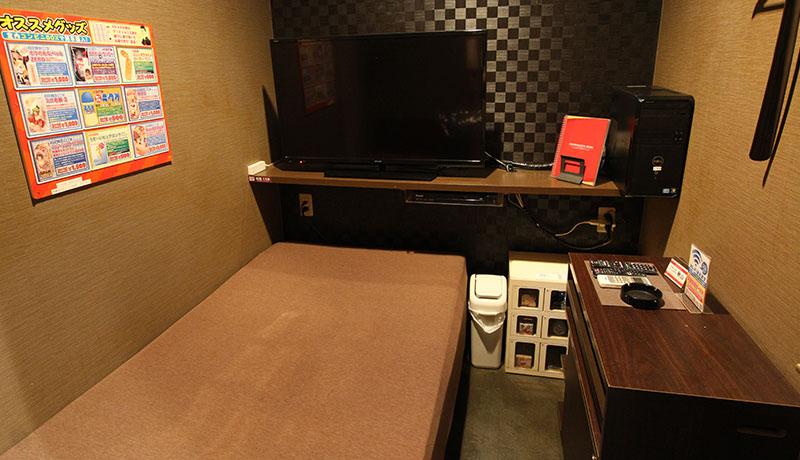 個室でゆっくりと夜を過ごしたい方や宿泊が多い方にピッタリのナイトプラン