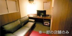 DVD鑑賞店のアズアズでは江坂店限定でカラオケをお楽しみいただけます。
