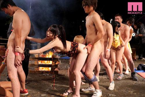 MOODYZファン感謝祭 バコバコ中出しキャンプ2015 超ハイテンション種付け子作り大乱交SPサンプル画像3