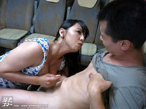 村上涼子の凄テクを我慢できれば生中出しSEXサンプル画像2