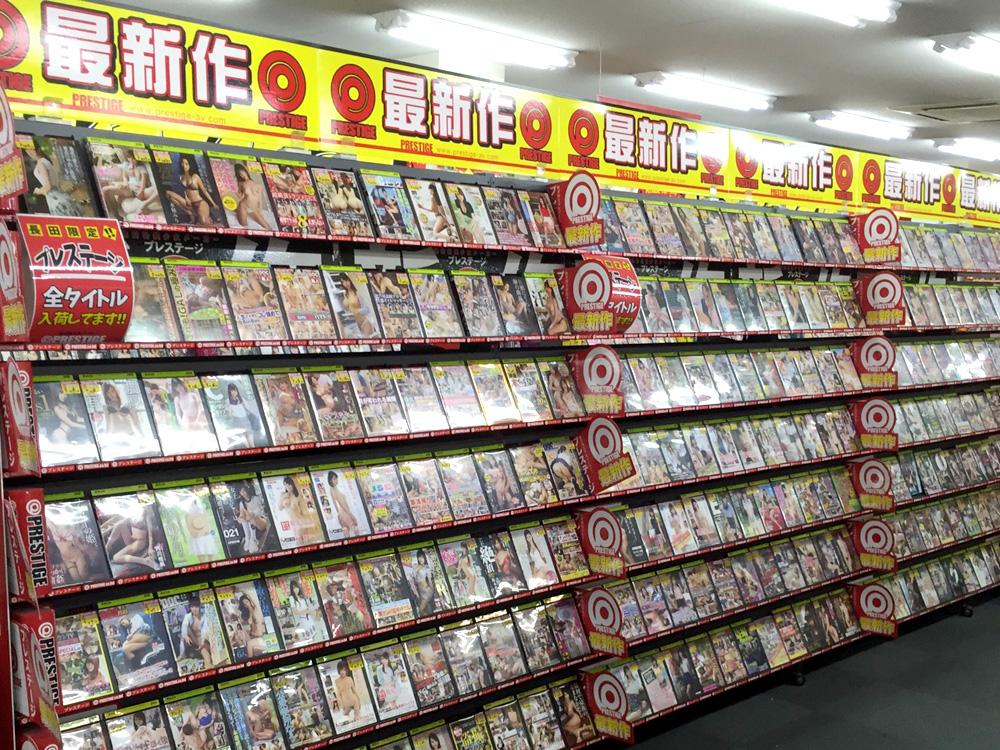 企画DVDコーナー