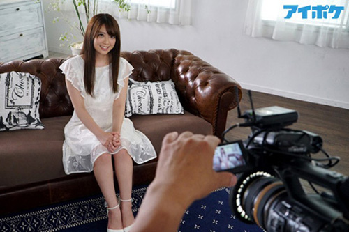 FIRST IMPRESSION 121 感度バツグン!「癒し」の凄絶エロ美少女AVデビュー! 岬ななみサンプル画像3