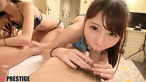 ナンパTV×PRESTIGE PREMIUM 17 大漁!!穫れたて激エロ美女11名を踊り喰い!!サンプル画像5