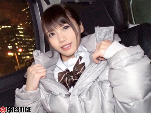 新人 プレステージ専属デビュー モデル体型身長172cm 20歳 真奈りおなサンプル画像1