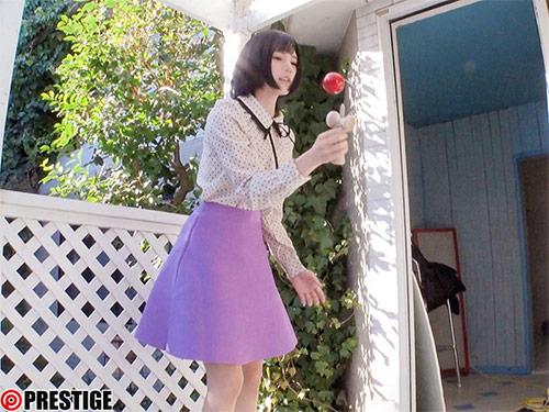 新人 プレステージ専属デビュー 時代を翔ける天使 涼森れむサンプル画像1